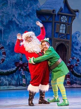 Biljetter till Elf the Christmas Musical - Buddy och jultomten