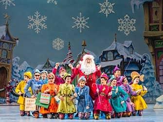 Biljetter till Elf the Christmas Musical - Jultomten
