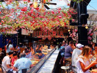Restauranger i New York - Birreria