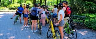 Guidade cykelturer i New York