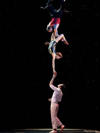 Biljetter till Cirque du Soleil i New York - Akrobater