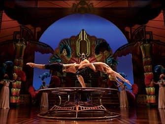 Biljetter till Cirque du Soleil i New York - Balans