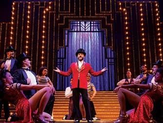 Biljetter till Cirque du Soleil i New York - Magi