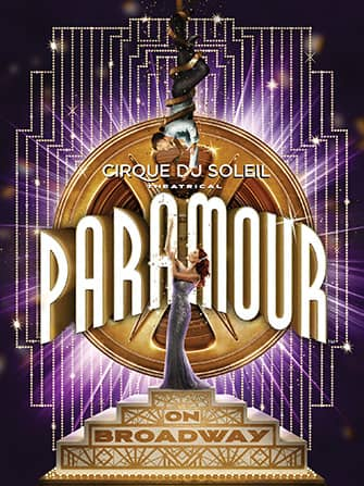 Biljetter till Cirque du Soleil i New York - Affisch