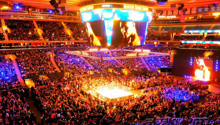 Biljetter till WWE brottning i New York - Tävlingsdeltagare