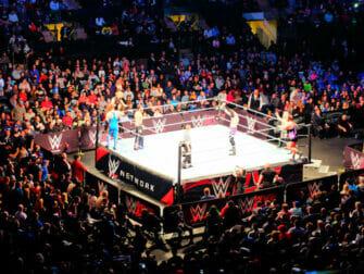 Biljetter till WWE brottning i New York - Match