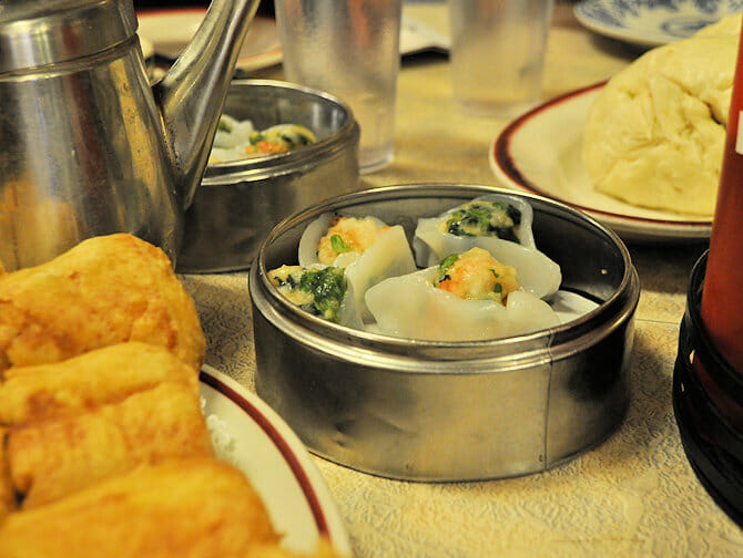 Food Tour i Chinatown och Little Italy - Dim Sum
