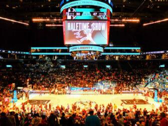 Biljetter till New York Liberty basket - Match