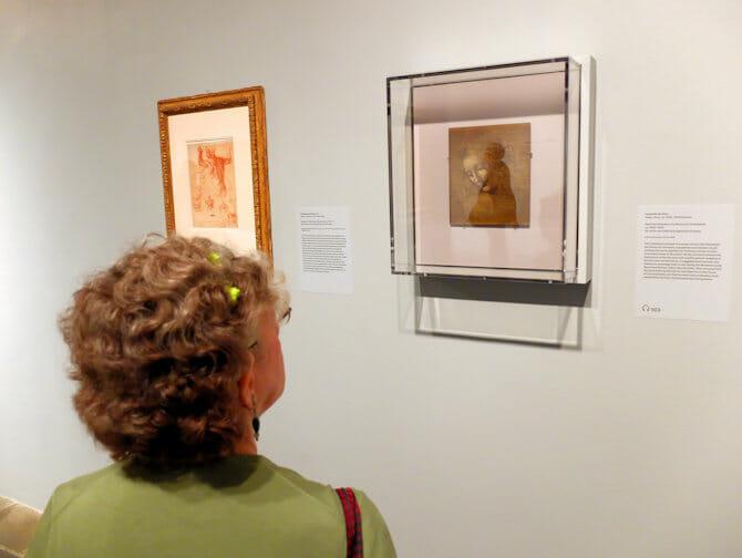 Met Breuer i New York - Da Vinci