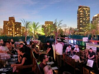 Guidad rundtur bland rooftop barer i New York - 230 Fifth