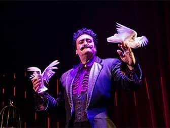 Biljetter till The Illusionists på Broadway Tickets - duvor