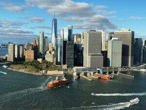De bästa utsikterna i New York