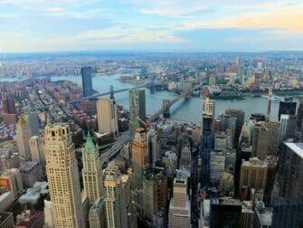 De bästa utsikterna i New York - One World Observatory