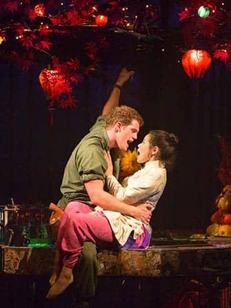 Biljetter till Miss Saigon på Broadway - På kvällen