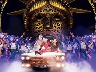 Biljetter till Miss Saigon på Broadway - The Engineer