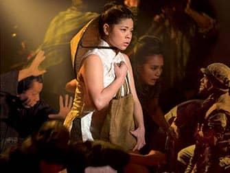 Biljetter till Miss Saigon på Broadway - Krig
