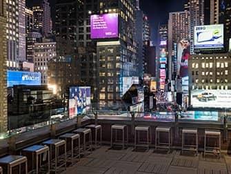 Novotel Times Square - Takterassen och bar