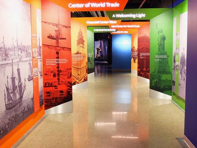 911 Tribute Museum i New York - Historia