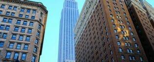 Klassisk film rundtur i New York