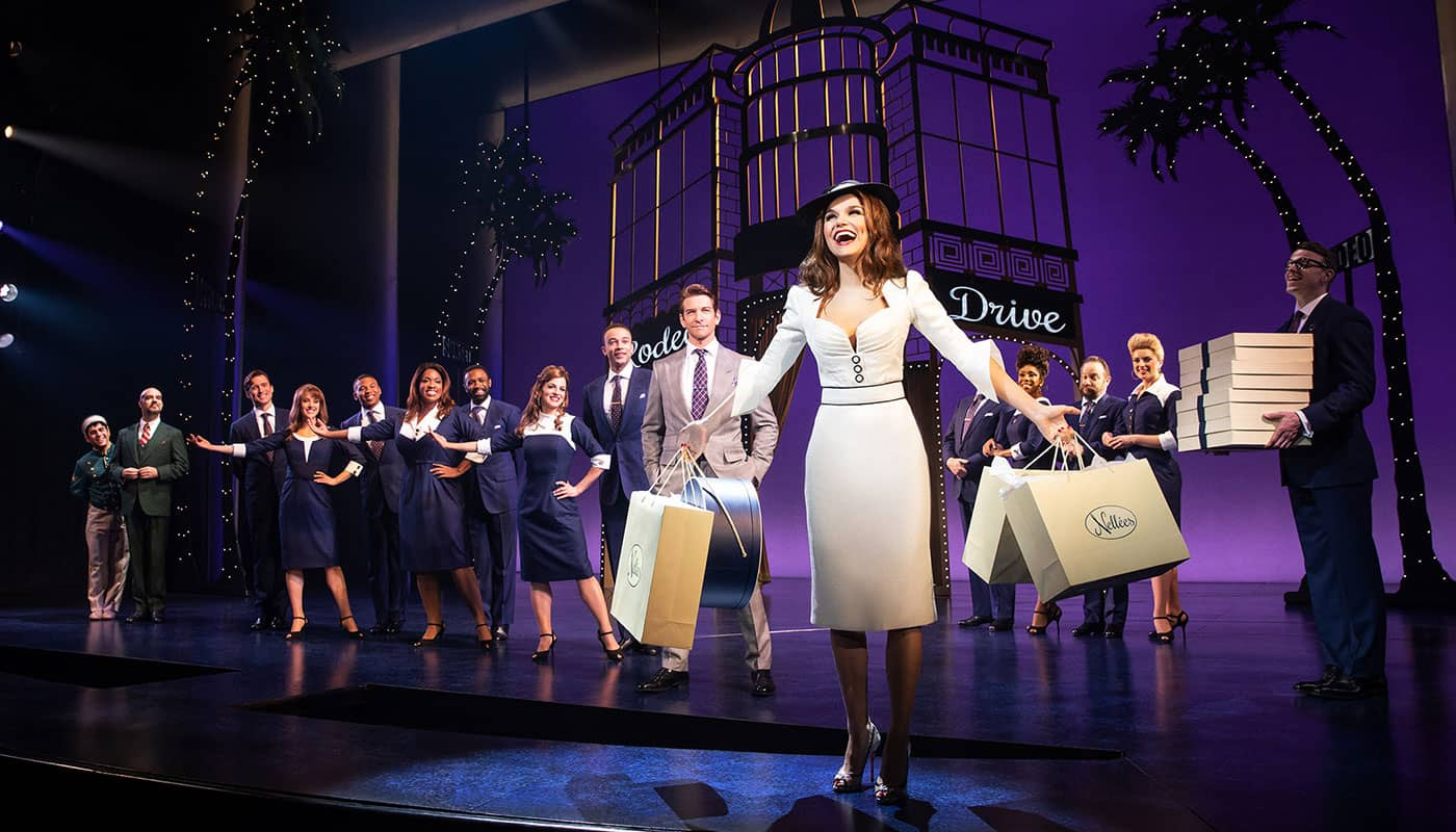 Biljetter till Pretty Woman The Musical på Broadway- Shopping