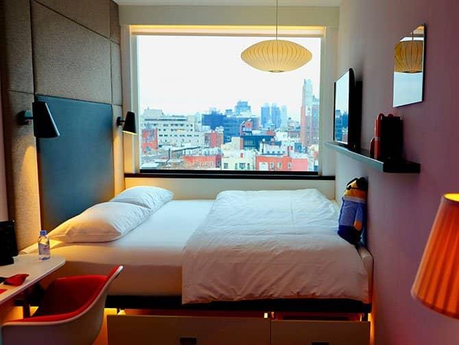 citizenM New York Bowery Hotel - Rum