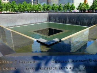 Skillnaden mellan New York Sightseeing Day Pass och New York Pass - 9/11 Memorial