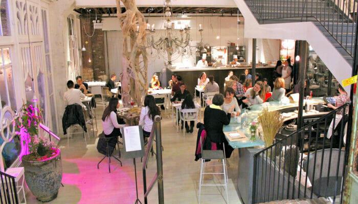 Restauranger i New York - ABC Kitchen