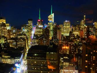 Restauranger i New York - Utsikt från GAONNURI