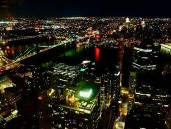 Restauranger i New York - Utsikt från Manhatta