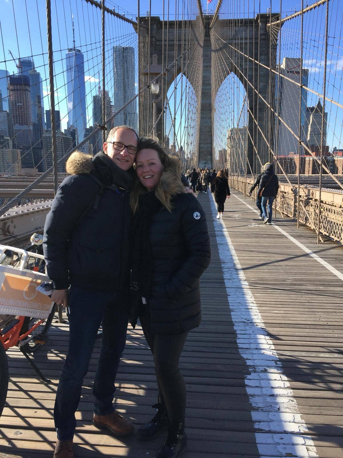 Vinn en resa till New York - Brooklynbron