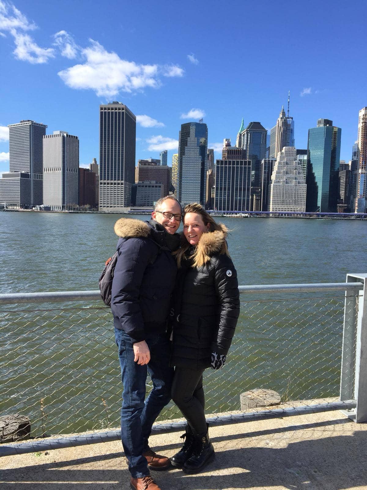 Vinn en resa till New York - Skyline