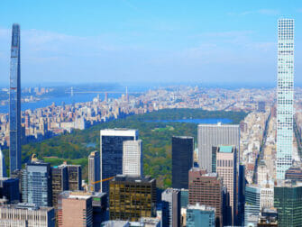One Vanderbilt The Summit biljetter - Central Park utsikt