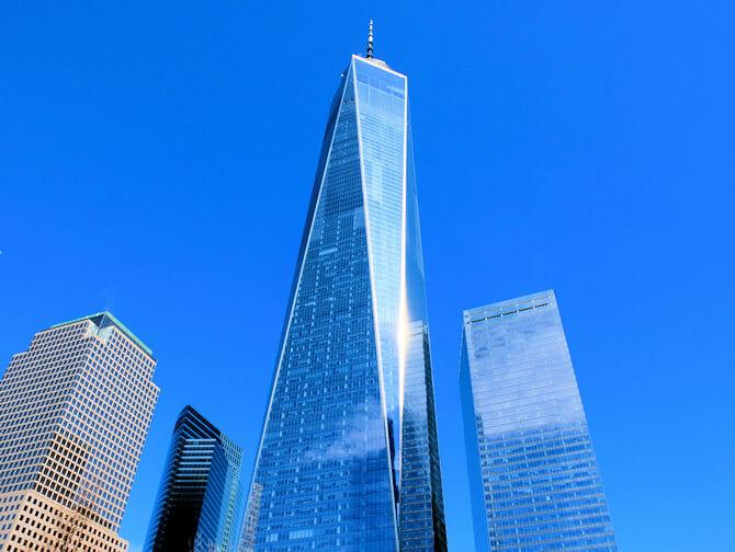 Skillnaden mellan New York Sightseeing Flex Pass och Sightseeing Day Pass - One World Observatory