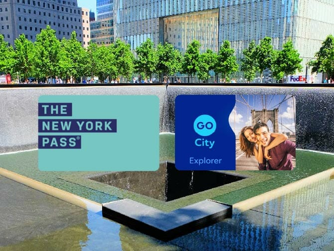 Skillnaden mellan New York Explorer Pass och New York Pass