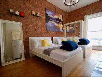Broadway Suite NY - Sängar