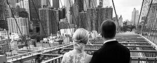 Bröllopsfotograf i New York