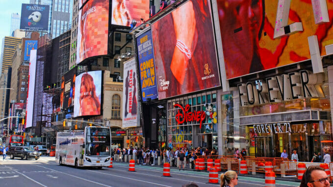 Times Square – Zoom
