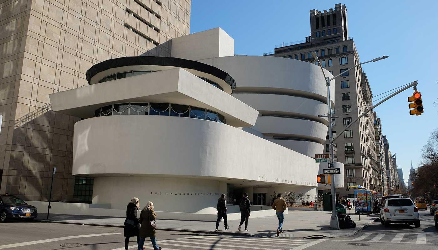 Toppmuseer i New York - Guggenheim