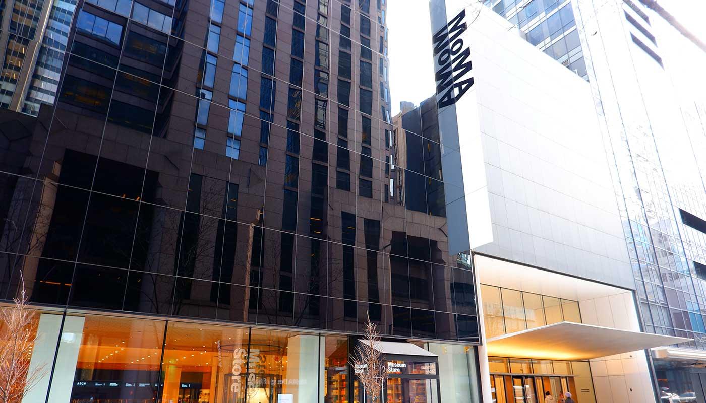 Toppmuseer i New York - MoMA