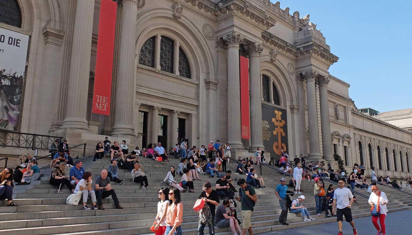 Toppmuseer i New York - The MET - Metropolitan Museum