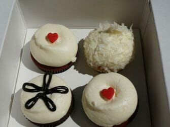 Mors dag i New York Georgetown Cupcakes