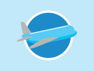 Flyg till New York