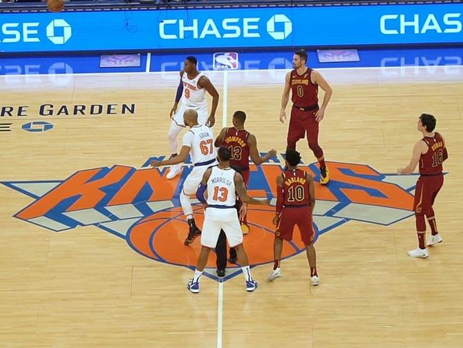 New York Knicks biljetter