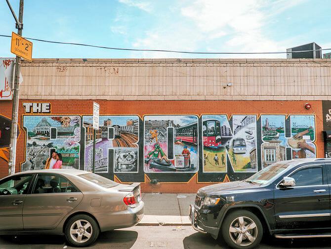 The Bronx Yankee Stadium