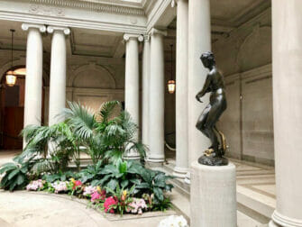 Frick Collection i New York Staty