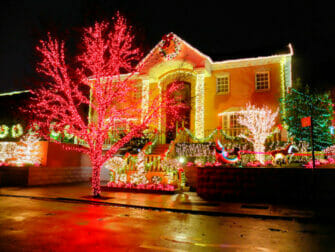 Privat Christmas Dyker Heights Tour
