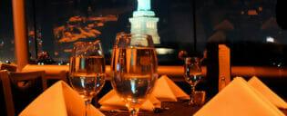 Middagskryssningar i New York