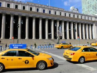 Taxi i New York