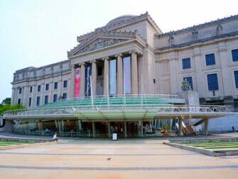 Brooklyn i New York - Museum