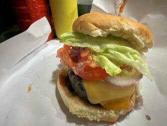 Bästa hamburgarna i New York - Burger Joint
